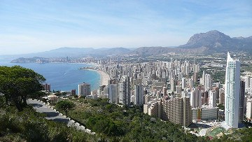 car hire in benidorm