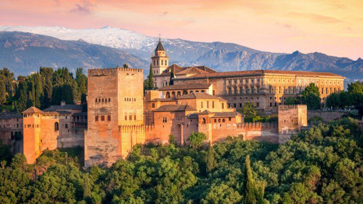 car hire in granada