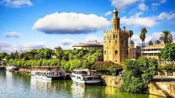 Hyrbil i Sevilla