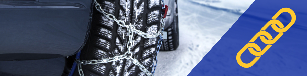Car hire with snow chains