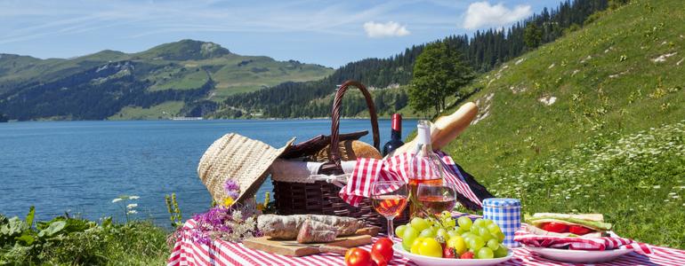 Picnic verano de 1973 y picnic en la actualidad