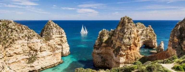 ruta en coche de España a Portugal