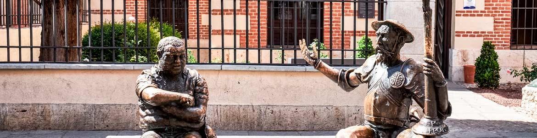 Rent your car in Alcalá de Henares