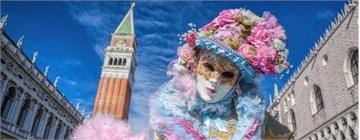 Escapadinha de carro ao Carnaval de Veneza