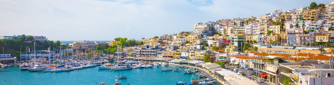 car hire athens port of piraeus