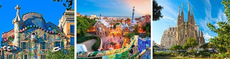Alquila tu coche Barcelona Gaudí Centauro Rent a Car