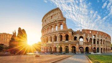 alquiler de coches en Roma Ciampino