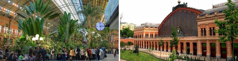Alquiler Coches Estación Atocha Madrid