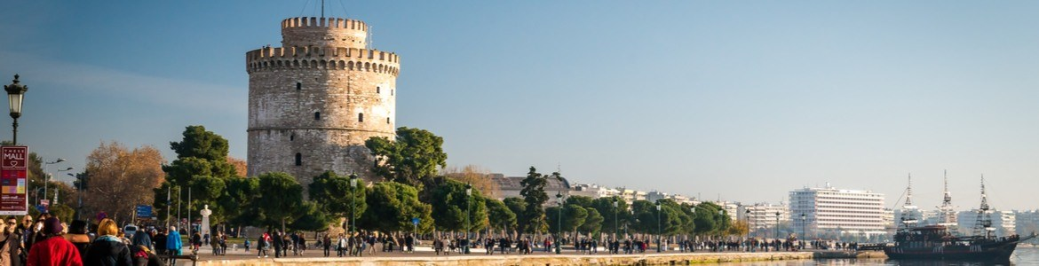 rent a car in thessaloniki white tower