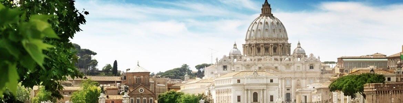 Аренда автомобиля, Ватикан, Рим