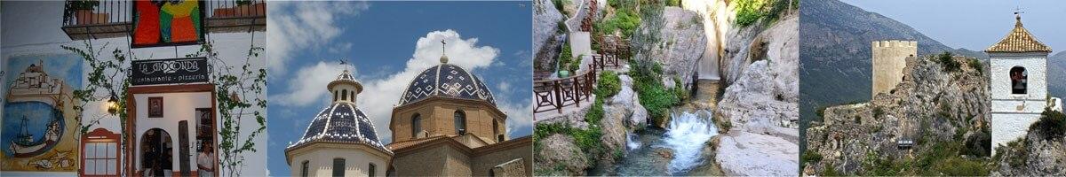 Altea Algar Guadalest