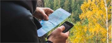 Apps de viajes y deporte al aire libre para bajar el empacho navideño