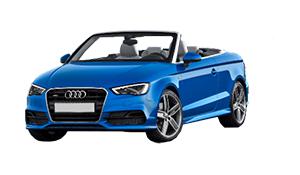 Audi A3 TDI Cabrio