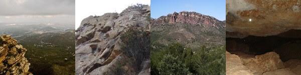 Parque natural de la Calderona