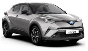Toyota CHR Advance