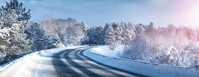 Consejos conducir invierno lluvia frio viento