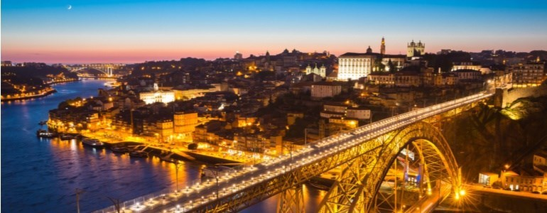 Sao Joao Oporto Alquiler de coches