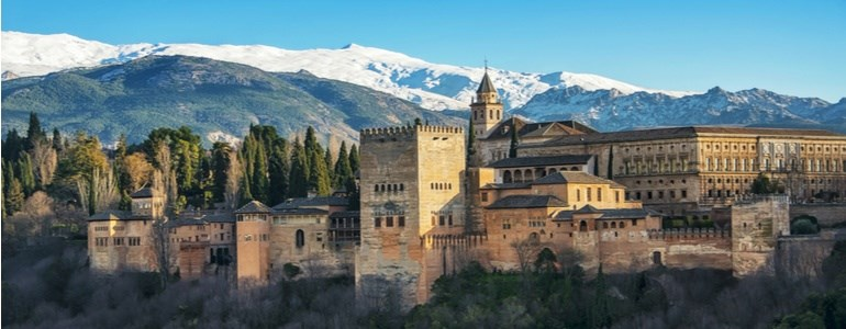Car Itinerary Andalusia Centauro Rent a Car
