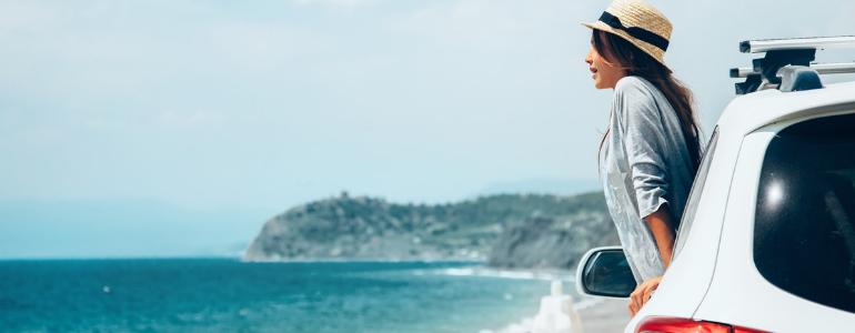 El 51% de los conductores ha alquilado un coche para sus vacaciones