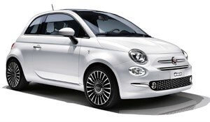 budget car hire in Cagliari, Sardinia