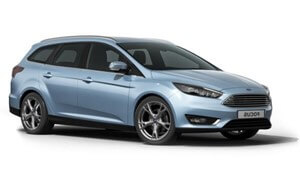 Ford Focus Familiar TDCI