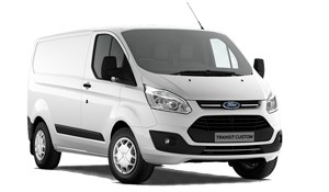 Ford Transit Custom Van 7 m3