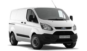 Ford Transit Van Hybrid 9,5 m3