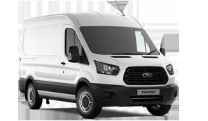 Ford Transit Van Hybrid 11,5 m3