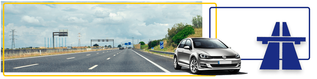 Car hire with cross border