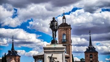 aluguer de carros em Alcalá de Henares Madrid