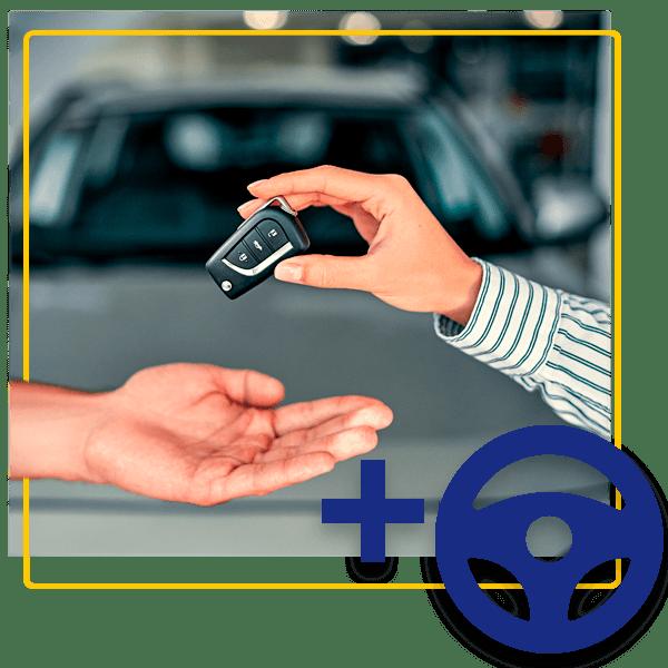 Aluguer de carros com condutores adicionais