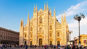 alquiler de coches en Milán