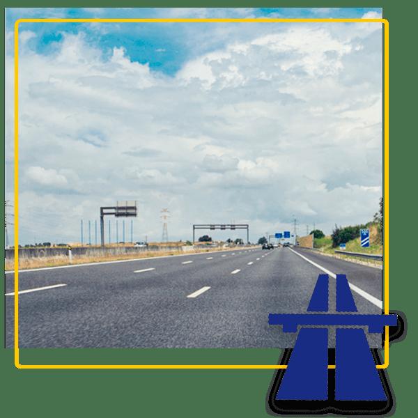 Ενοικίαση αναμεταδότη Via Verde για οδήγηση στην Πορτογαλία