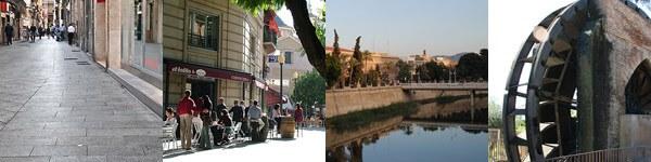 Murcia Plaza de las Flores