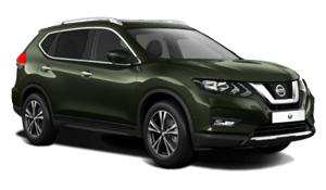 Nissan X-Trail Auto (5+2)