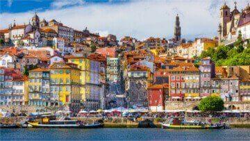 alquiler de coches en Oporto