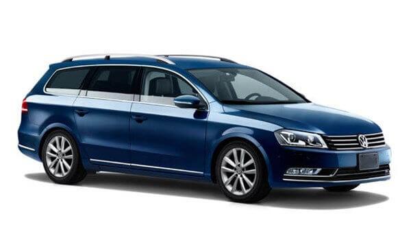 Volkswagen Passat TDI DSG