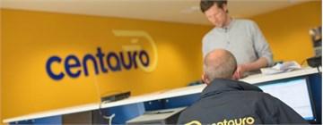 Las oficinas de Centauro Rent a Car en Portugal obtienen el certificado de 'Gestión de la Calidad' de Aenor