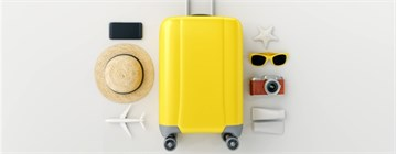 How to pack your suitcase like Marie Kondo