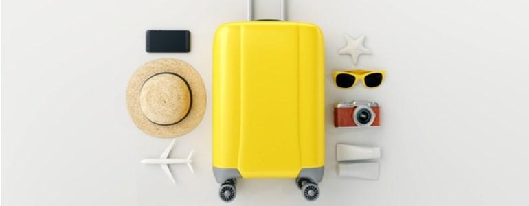 preparar maleta vacaciones konmari