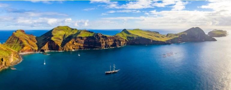 4 días de ruta en coche Madeira