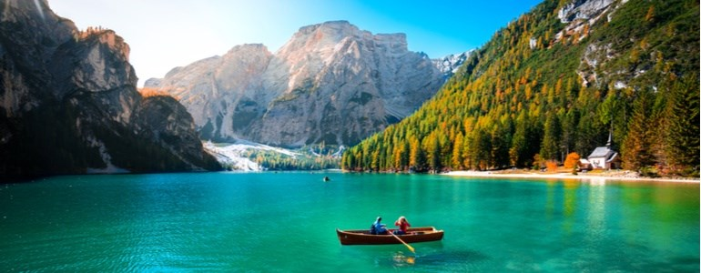 Route by car through the Dolomites Centauro Rent a Car