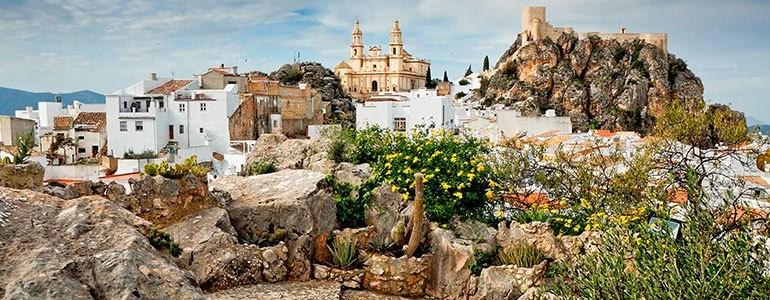 Ruta en coche por Cádiz y pueblos blancos de Andalucía