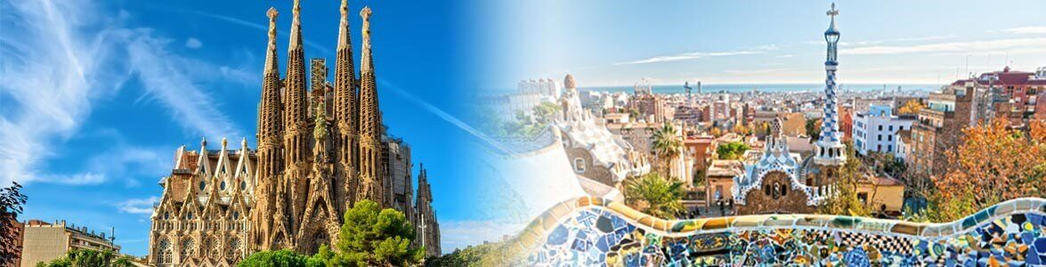 Ruta turística coche familiar alquiler barcelona