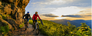 Discover the best bike routes around the Costa Blanca to enjoy!
