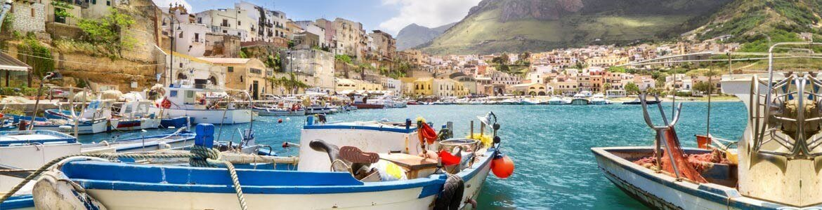 Sicily beach routes by car Centauro Rent a Car