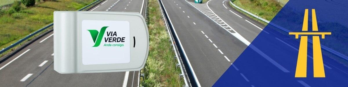 alquiler de sistema peajes Vía Verde