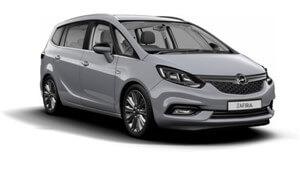 Opel Zafira (5+2)